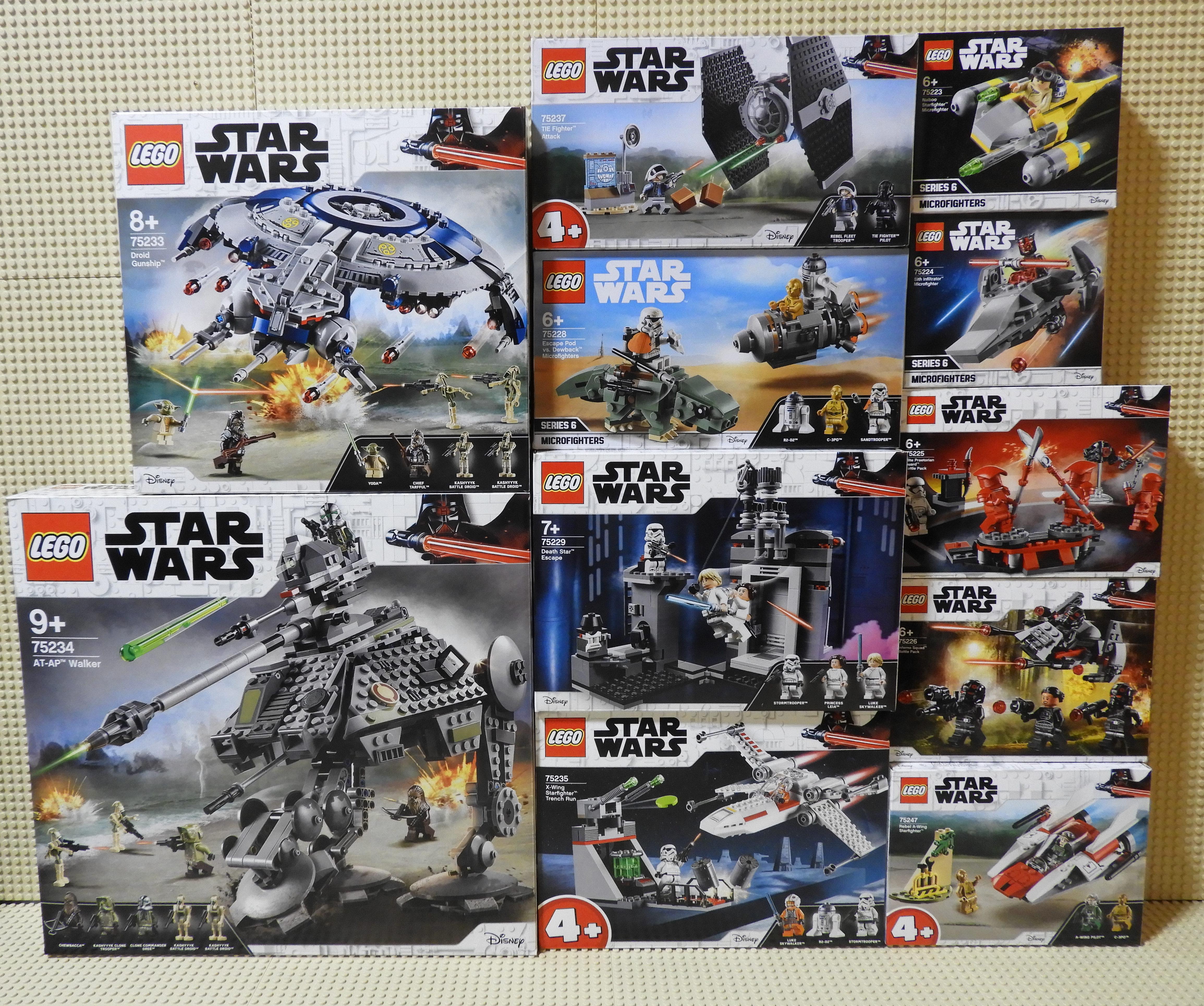 レゴ スター・ウォーズ 2019年1月18日発売 / LEGO STAR WARS on ...