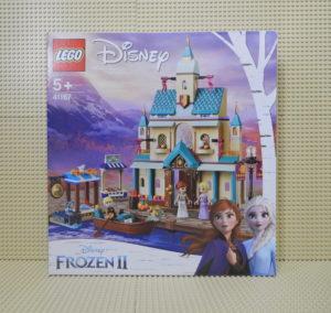 レゴ ディズニープリンセス アナと雪の女王2 アレンデール城